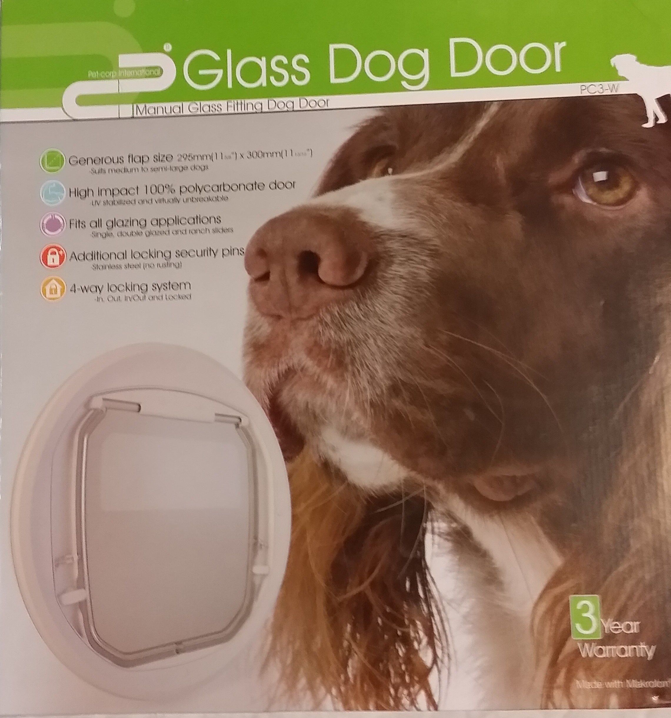 Can You Put A Dog Door In Double Glazed Glass Fordesign